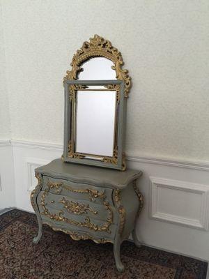 Byrå Spegel Cinderella