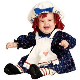 Yarn Babies Ragamuffin Dolly #timelestreasure
