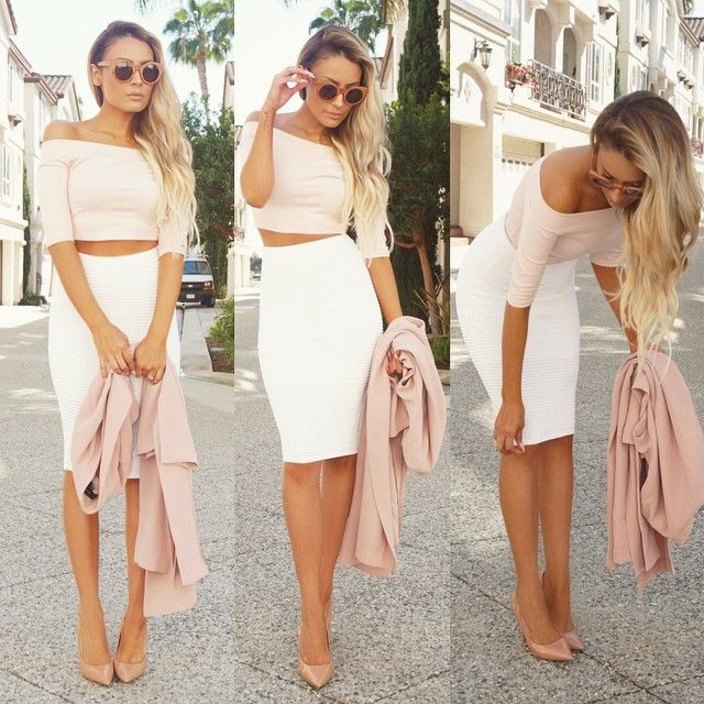 Love this girl's style! definitely a fitness inspiration