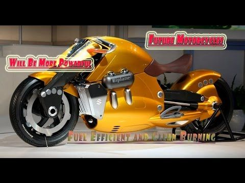 What will the Motorcycle of the Future Look Like ?????