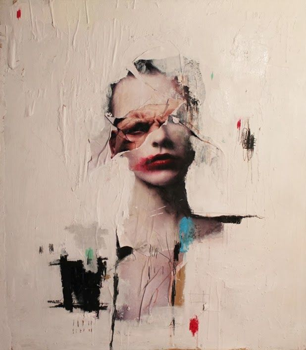 paintings and mixed media by miguel leal