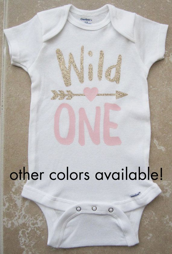 Wild One Tribal Arrow Heart First Birthday by noellebydesign