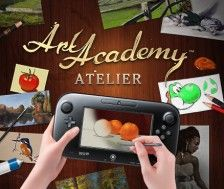 Art Academy Atelier-WiiU