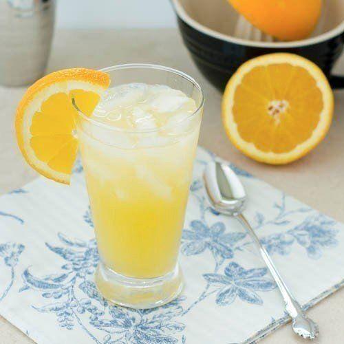 Апельсиновый краш