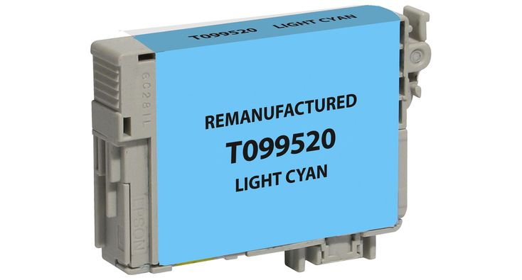Buy T0995 (T099520) Light Cyan Ink Cartridge for Epson at Houseofinks.com. We offer to save 30-70% on ink and toner cartridges. 100% Satisfaction Guarantee.