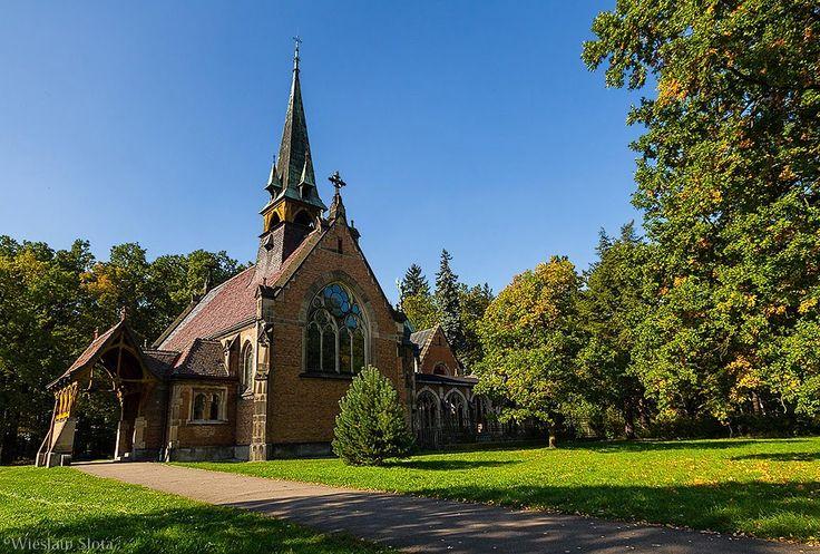 Kościół parkowy, Park Świerklaniec