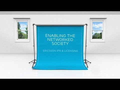 Animated video outlining how innovations have helped transform how Ericsson communicate and connect.