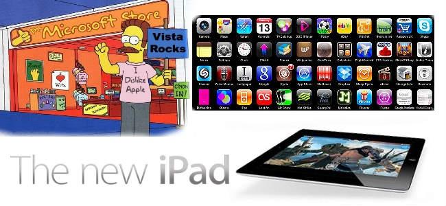 Migliori app iPad 3: le applicazioni del momento