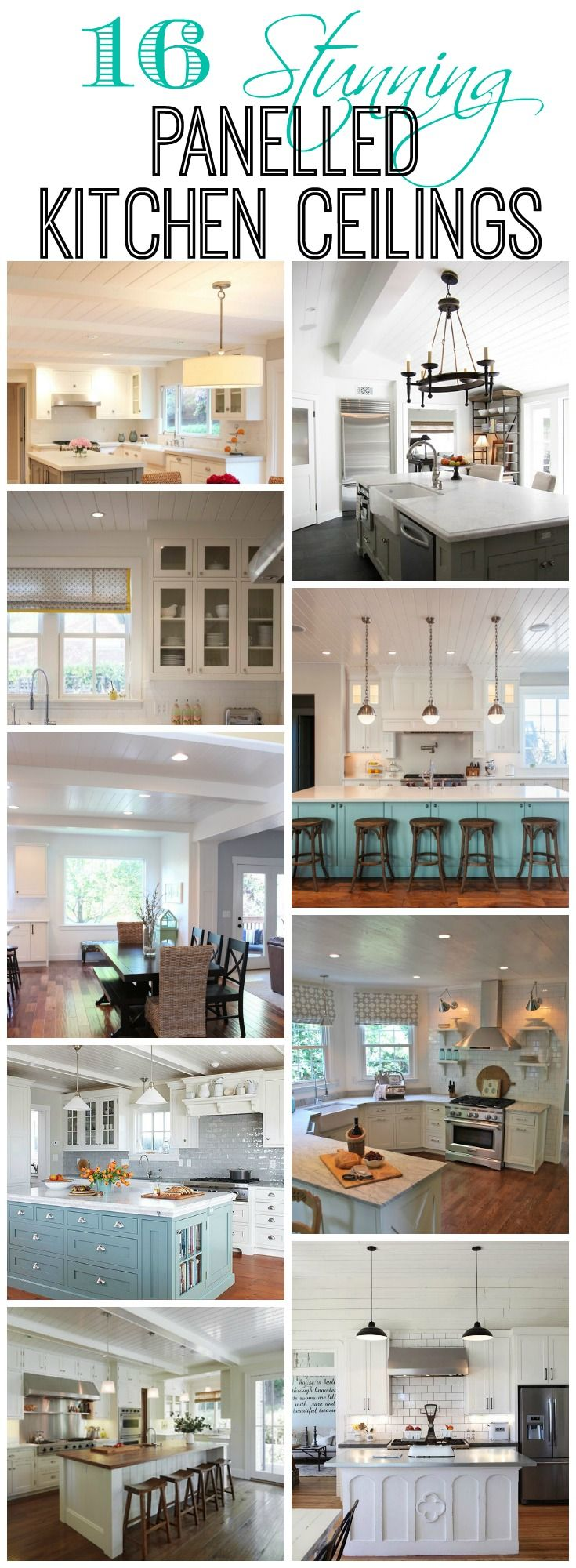 Uncategorized Kitchen Ceilings Ideas best 25 kitchen ceilings ideas on pinterest living room ceiling 16 stunning panelled at the happy housie