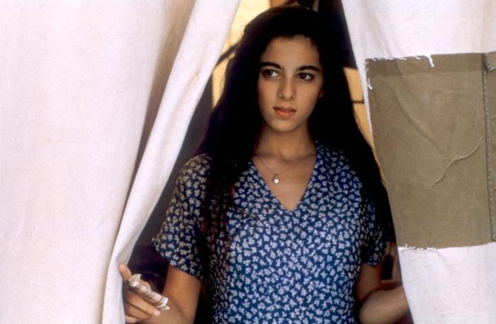 Tiziana Lodato in The Star Maker (1995), directed by Giuseppe Tornatore.
