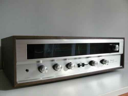 Sansui-210A-amplifier