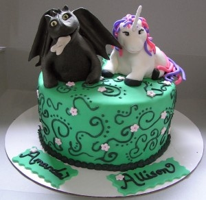 41 best Magical Unicorn, dragon and fairy party images on ...