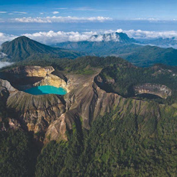 Pesona Danau-danau di Indonesia