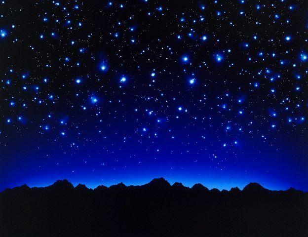 Cielo nocturno estrellado - Imagui
