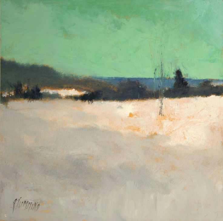 Red Dunes Canadian Painter