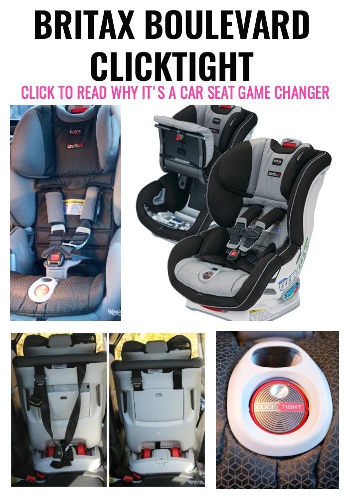 296 00 Britax Boulevard Clicktight Convertible Car Seat Kaleidoscope Baby Car Seats Car Seats Convertible Car Seat
