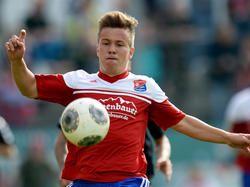 Normalerweise Stammspieler bei Unterhaching: Fabian Götze
