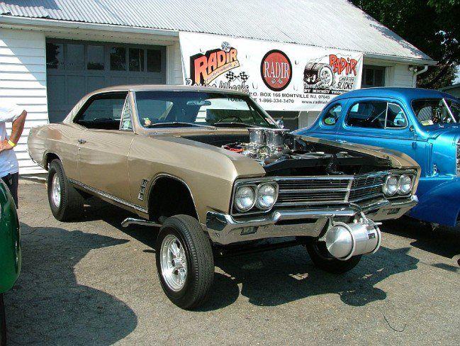 Buick Skylark Gasser Hot Rod Kult Whips Pinterest