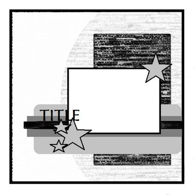 ScrapMuch?: Sketch-y Friday