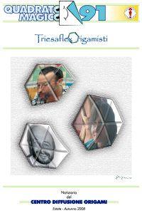 Quadrato Magico Magazine 91 book cover