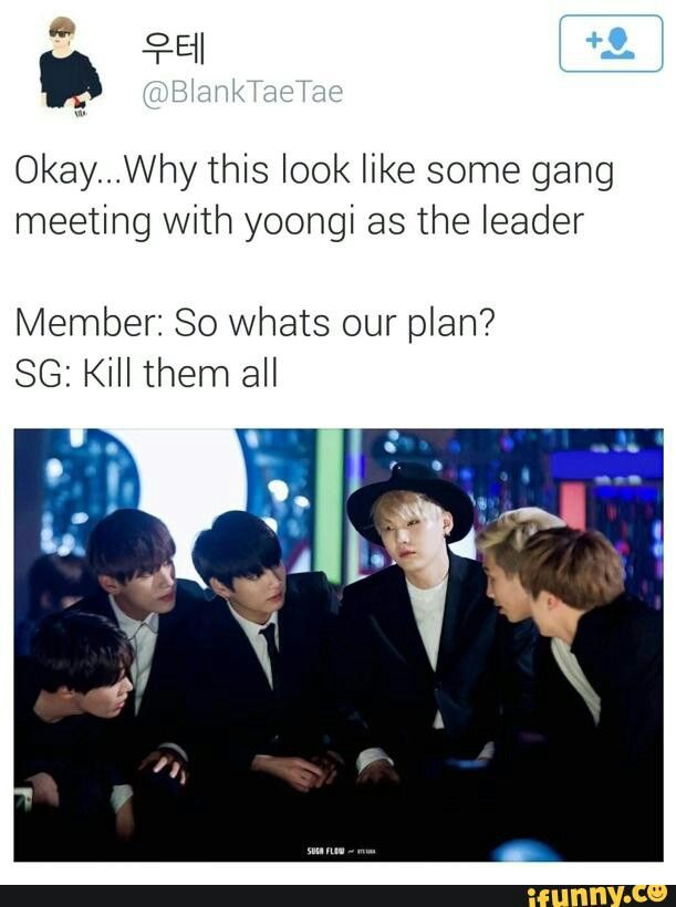 That isn't what BTS is?!?!
