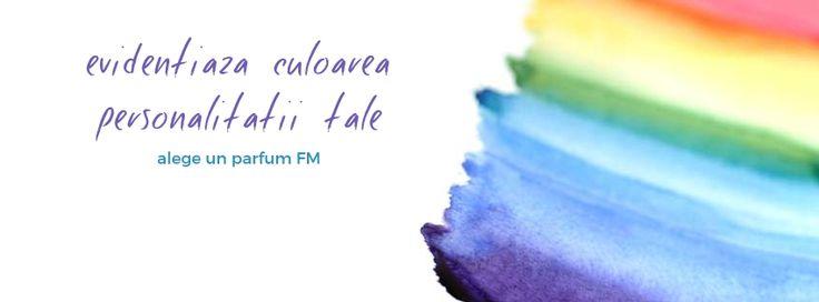 Fiecare culoare exprima ceva specific. Un mesaj... O tendinta... O traire... Gaseste-ti culoarea care te exprima cel mai bine. #parfumuri  http://bit.ly/1MLigsk