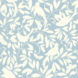 Lacey Wallpaper Cottage Wallpaper Traditional Wallpaper
