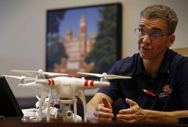 Aviation Center director presenting This is Auburn Speaker Series talk - Opelika Auburn News