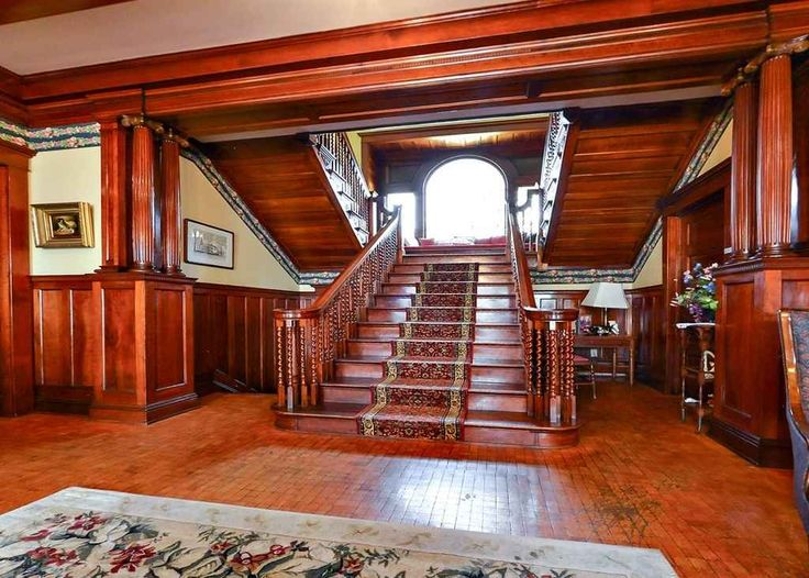 Ohhh I Love This Staircase 1903 Classical Revival