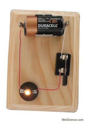 4th Grade Content Standard 4.1.a Design and build a simple series and parallel circuits by using components such as wires, batteries and bulbs.