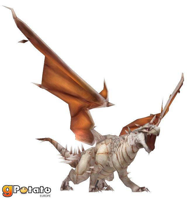 Epic V de Rappelz : le Dragon Blanc