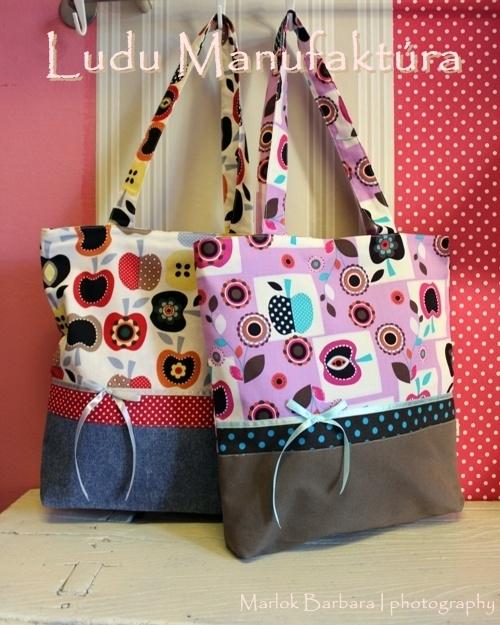 Tavaszi táskák