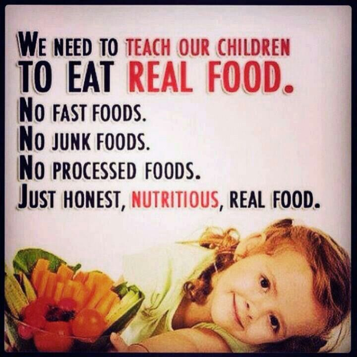 Good Far Foods For Children To Put On Weighr