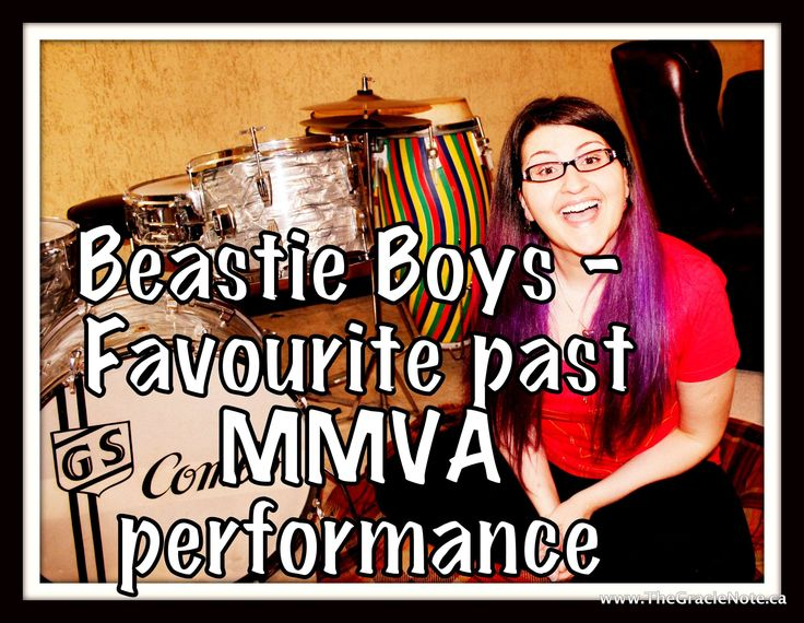 Beastie Boys have my heart for favourite MMVA past performance - The Gra...