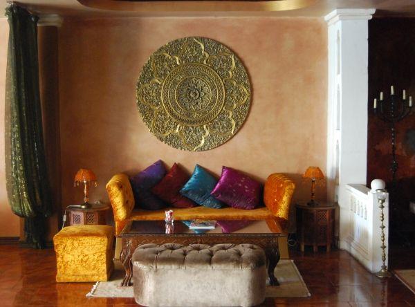 Ideas For Arabic Inspired Living Room 2