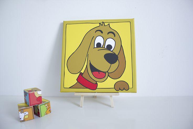 17 beste idee n over hond decoraties op pinterest huisdier decor honden kamer decor en puppykamer - Schilderij kamer jongen jaar ...