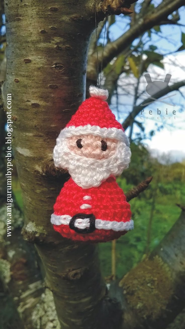 109 besten weihnachten Bilder auf Pinterest | Gehäkelte spielsachen ...