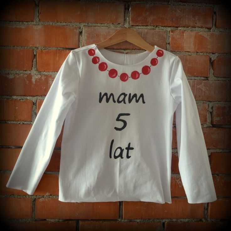 koszulka urodzinowa młodej damy, t-shirt for a young lady
