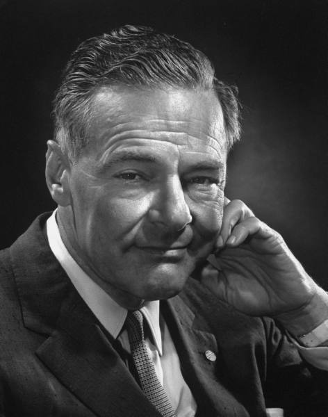 Henry Cabot Lodge, Jr (1902 - 1985) He was Richard Nixon's running mate in the 1960 US presidential election, he also served as a US senator and held several ambassadorships