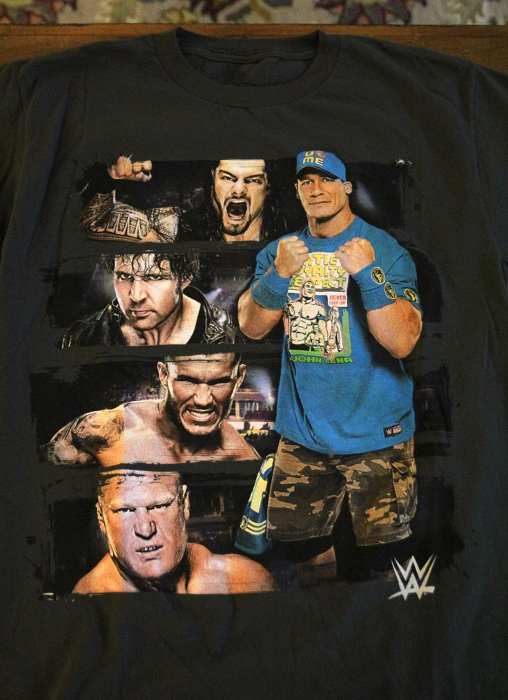 WWE Superstars t-shirt Youth Child XL John Cena Brock Lesnar Gray 2016 Wrestling - http://bestsellerlist.co.uk/wwe-superstars-t-shirt-youth-child-xl-john-cena-brock-lesnar-gray-2016-wrestling/