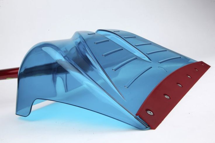 Generous scoop capacity. Deep and wide shovel designed to hold large volume and increase the speed.