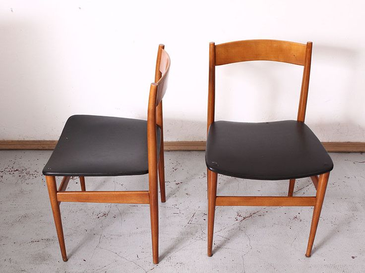 Sedie Passoni in faggio - Passoni dining chairs in beech