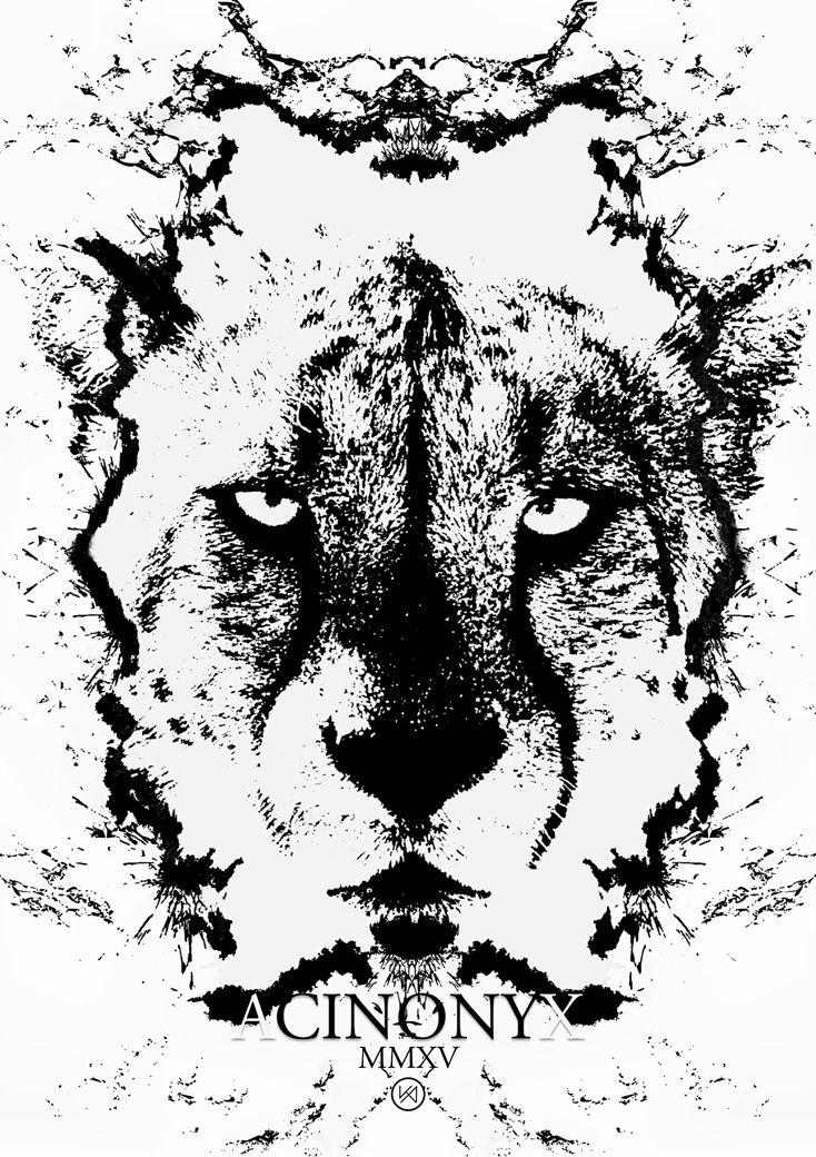 Billede af Gepard plakat - Summanus Mars