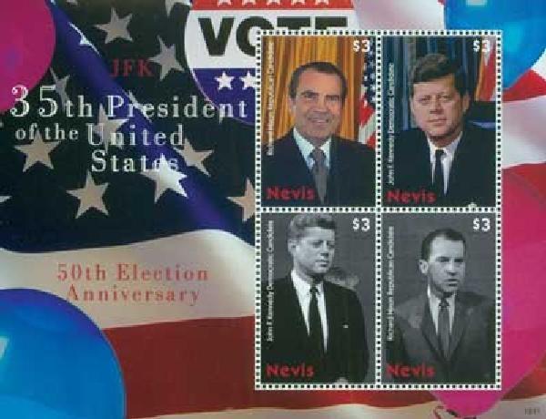 America's First Televised Presidential Debate On September 26, 1960, John F. Kennedy and Richard Nixon took part in America's first televised debate, whi