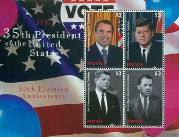 America's First Televised Presidential Debate On September 26, 1960, John F. Kennedy and Richard Nixon took part in America's first televised debate, whi