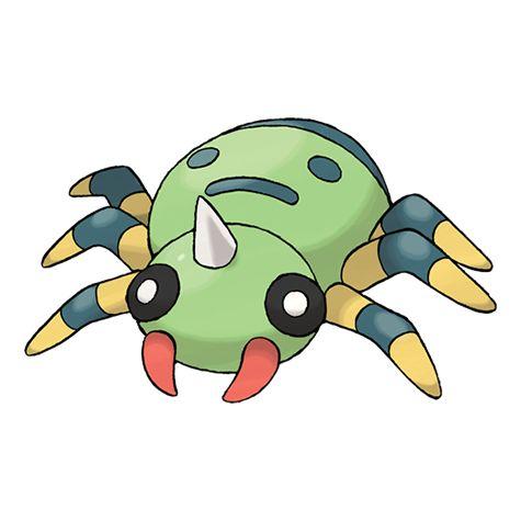 Spinarak - Bug Poison