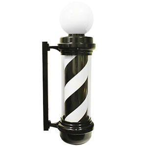 Large-WIDE-34x10-034-Spinning-Black-White-Stripes-Barber-Shop-Pole-Light-Open-Sign