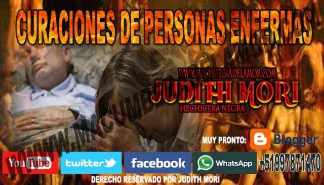 Curaciones De Personas Enfermas En Poco Tiempo Judith Mori 51997871470 Lima Free Classified Ads Advertising Services Online Advertising