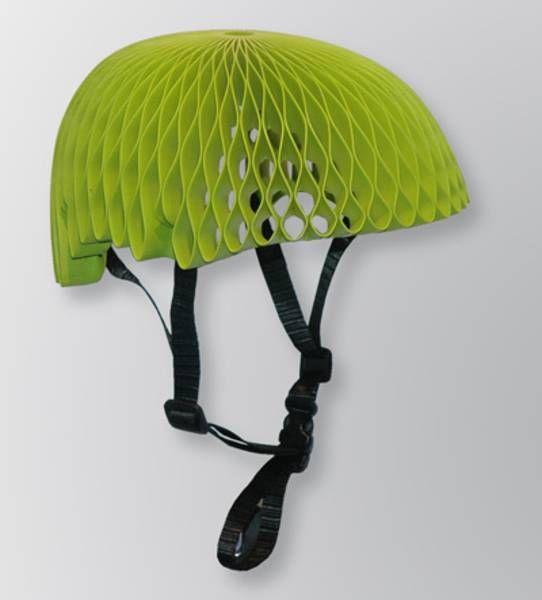 Victor Fromond a remporté le concours de design de casques de vélo