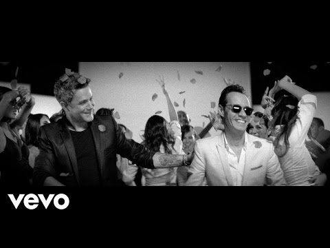 Alejandro Sanz - Deja Que Te Bese ft. Marc Anthony - YouTube
